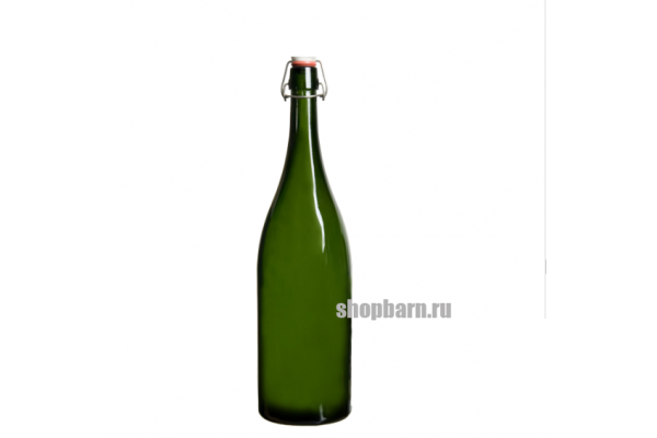 Бутылка пивная Grande с бугельной пробкой 3 л
